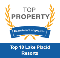 ResortsandLodges Top 10 badge